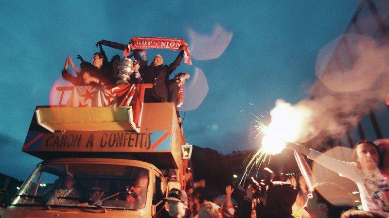 Football – Les grandes soirées des clubs suisses: 1996, Vidmar crucifiait Servette