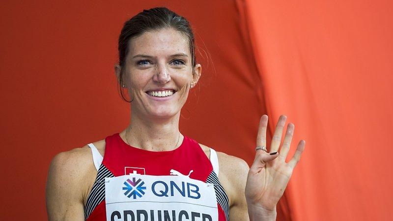 Athlétisme – «Impossible Games» à Oslo: Lea Sprunger sera en lice sur 300 m haies