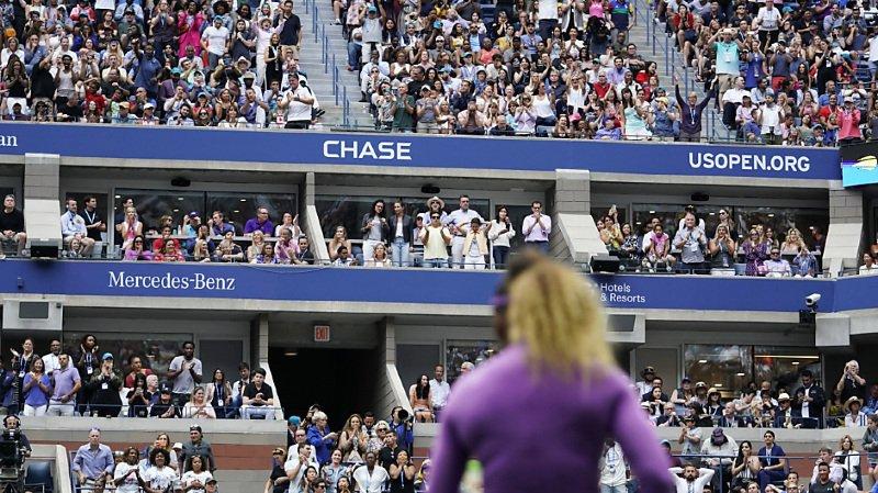Tennis: l'US Open aura lieu à huis clos du 31août au 13septembre