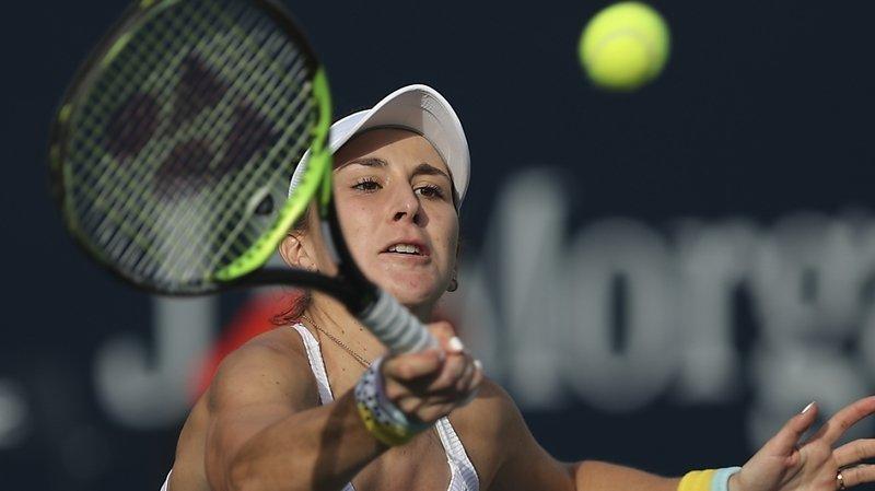 Tennis – Slovaquie: Belinda Bencic remporte l'Extraliga slovaque