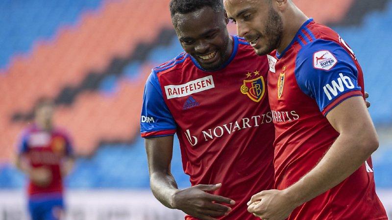 Football: Neuchâtel Xamax s'incline 2-0 face à Bâle