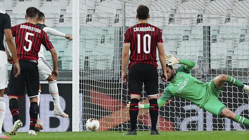 Football – Coupe d'Italie: la Juventus en finale, record d'audience