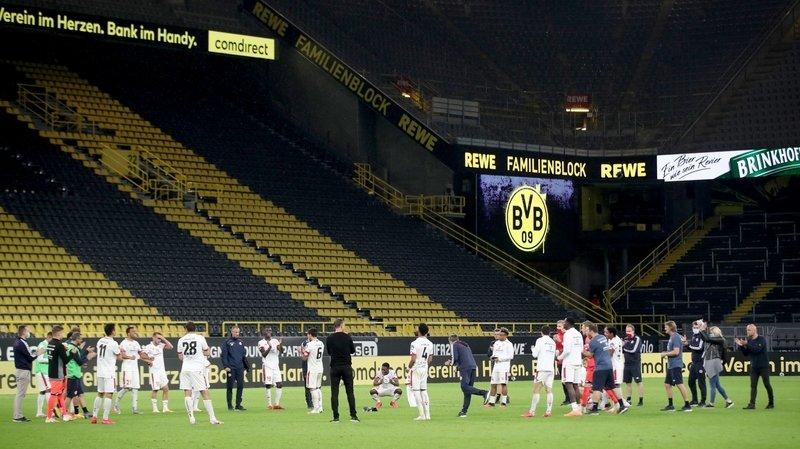 Football: la Bundesliga allemande montre la voie à suivre