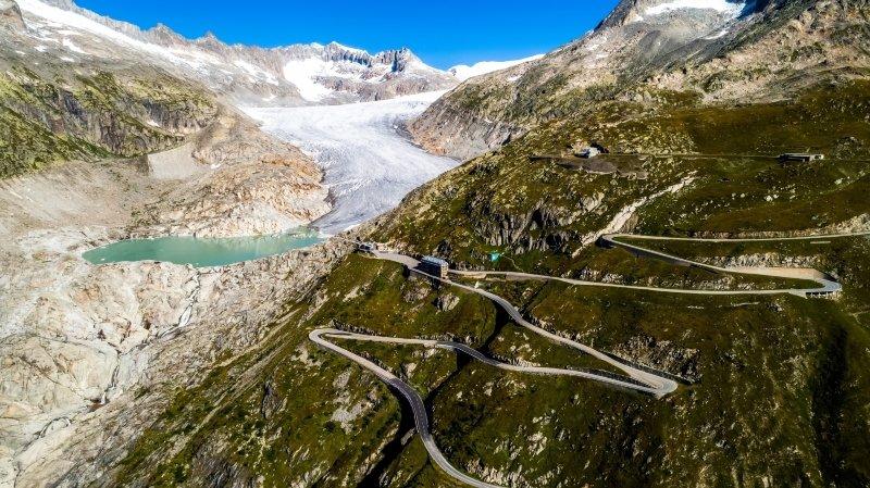 Cols alpins valaisans: la montagne apprivoisée