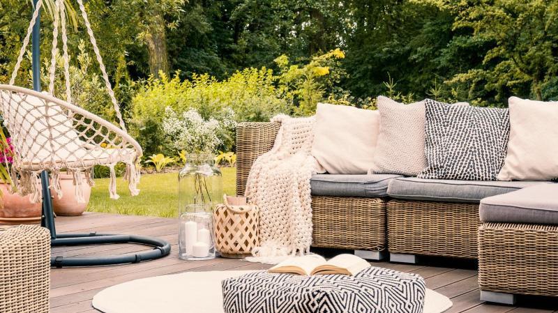 Comment rendre votre jardin aussi cosy que votre salon