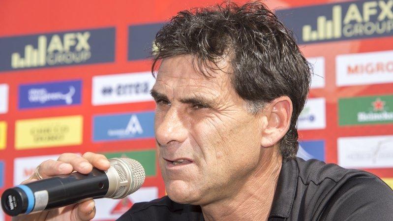 Didier Tholot: «J'aurais pu revenir au FC Sion.»