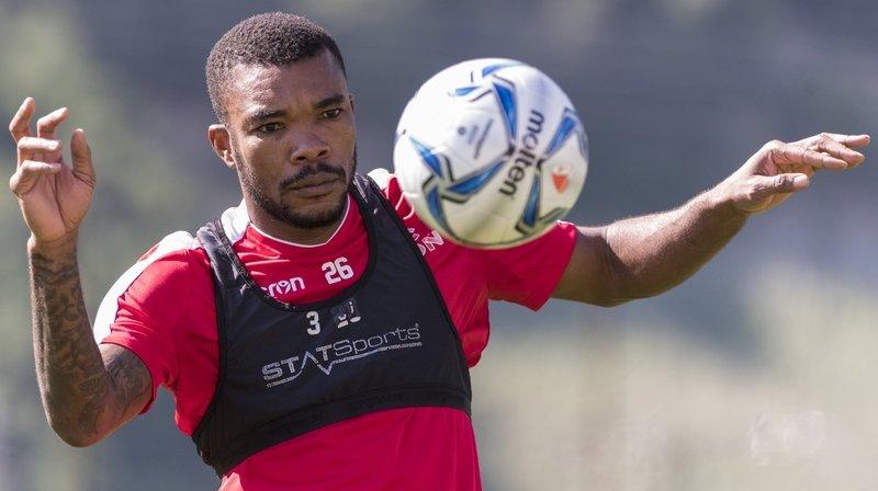 FC Sion: Serey Die présent à l'entraînement lundi matin