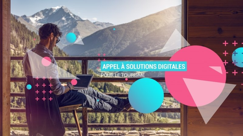 Valais: 8 projets numériques sélectionnés pour booster le tourisme