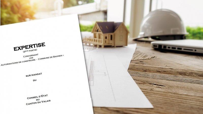 Constructions illicites: la commune de Bagnes pourrait devoir dédommager les propriétaires