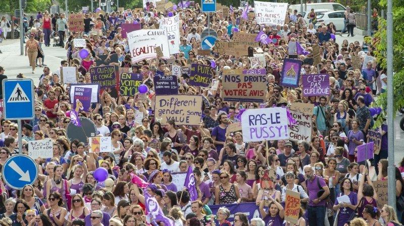 Grève des femmes: «La vague violette n'a pas emporté les inégalités»