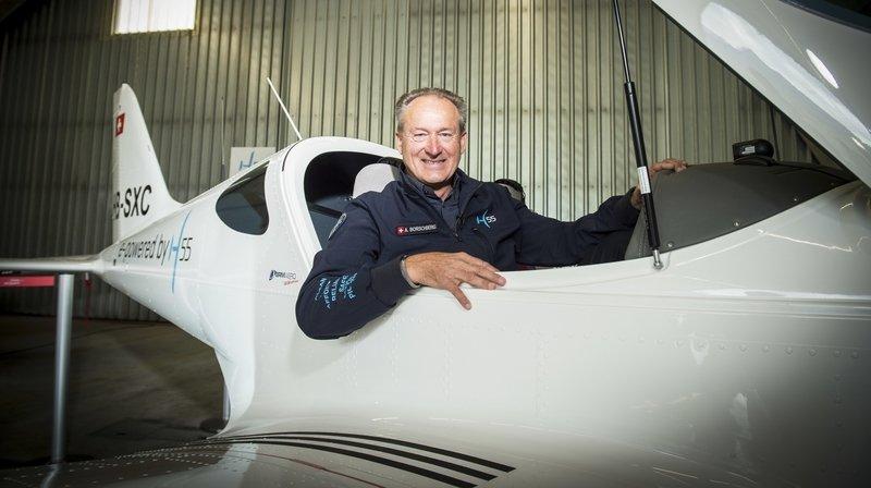 Sion: grand pas en avant pour l'avion électrique