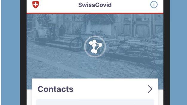 Etat du Valais: bisbille autour de l'application SwissCovid
