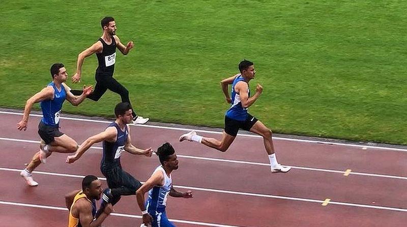 Athlétisme: les athlètes valaisans ont retrouvé la piste et les meetings en Suisse
