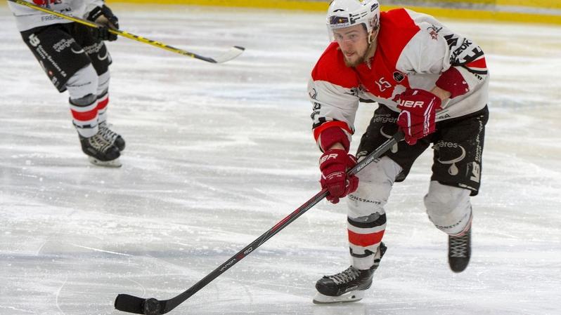 Hockey: HCV Sion II et Portes du Soleil quittent la 2e ligue