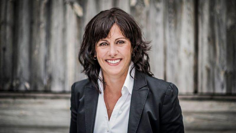 Marcelline Kuonen dirigera la télévision régionale Canal 9 dès le 1er octobre prochain.