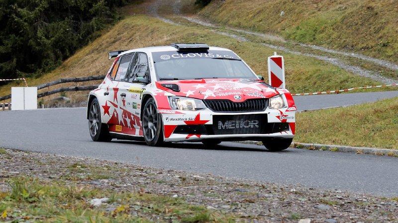 Rallye: Mike Coppens, partir pour mieux revenir
