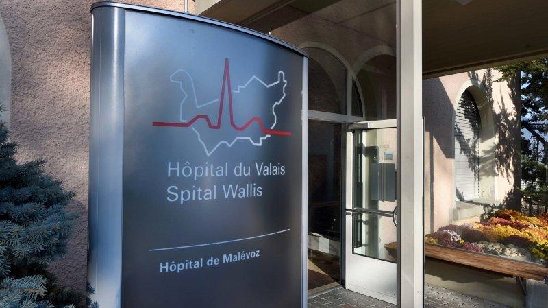 Les esprits s'échauffent depuis l'annonce du Département de la santé qui impactera fortement l'hôpital de Malévoz.