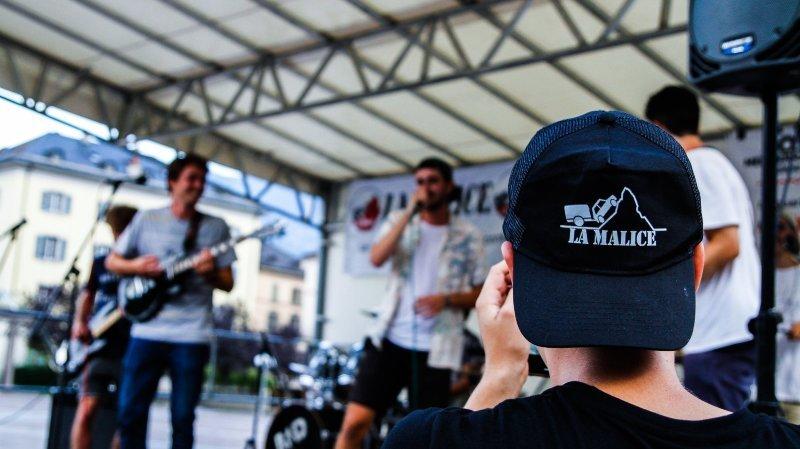 Chermignon-Dessus: le bar itinérant La Malice reprend du service