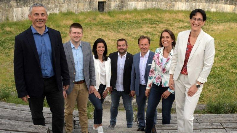 Martigny: liste ouverte à 7 candidats pour les libéraux-radicaux