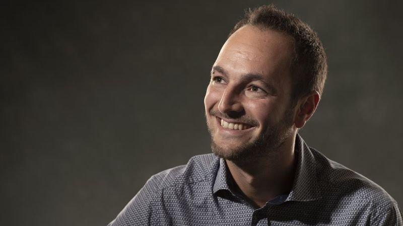 Mathias Reynard est candidat au Conseil d'Etat: «Mon cœur est en Valais»