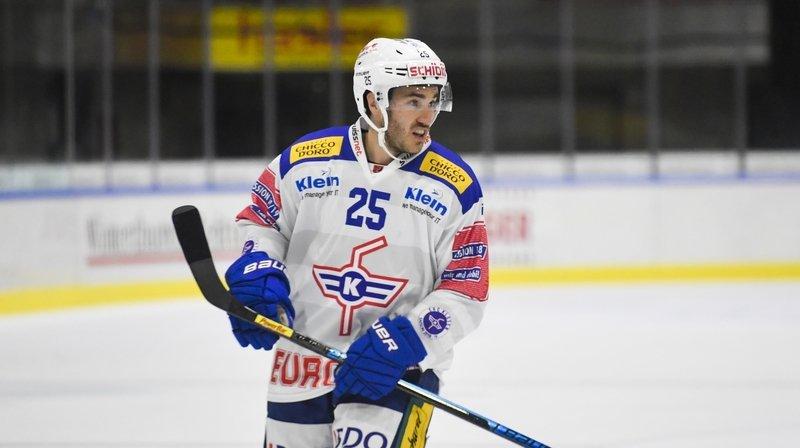 Hockey: Thibaut Monnet mettra son expérience au service du HC Sierre