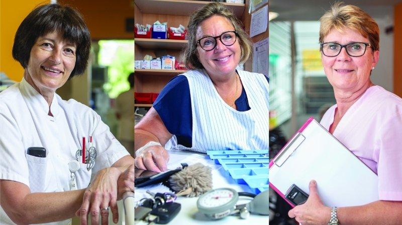 Coronavirus: les infirmières, ces anges de l'ombre dans la lumière de la crise