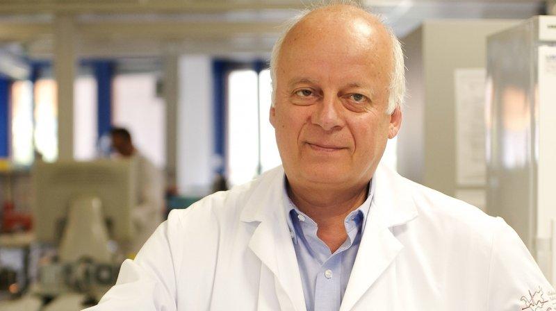 """Le docteur Nicolas Troillet: """"Les neuf cas de Martigny ne sont pas alarmants, car nous avons pu identifier rapidement les chaînes de contamination."""""""