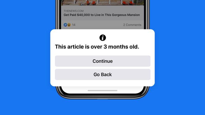 La notification s'enclenchera quand vous partagerez le contenu en question.