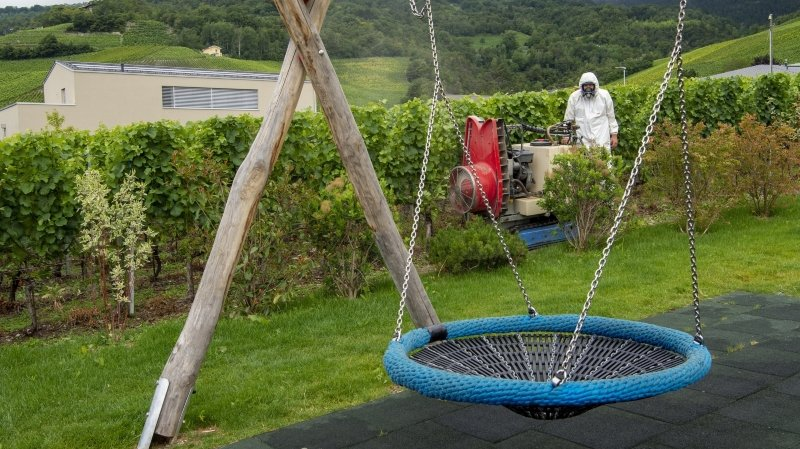 Quand les pesticides contaminent les zones habitées