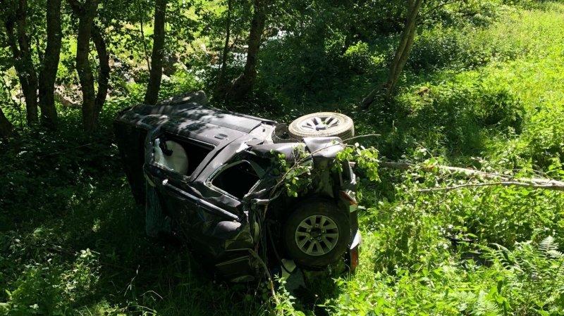 Accident de la route à Nendaz, une personne décédée