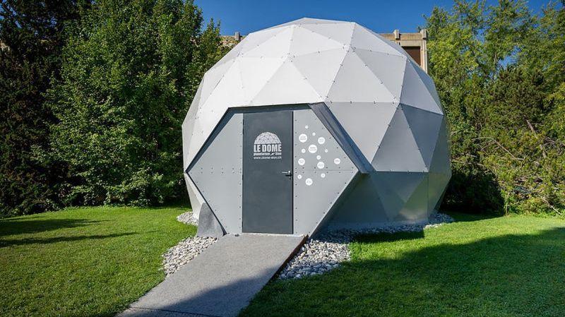 Des voyages dans l'espace avec quatre films à voir durant l'été au Planétarium de Sion.