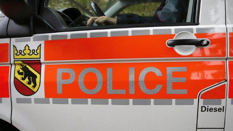 Femme escroquée par de faux policiers dans le canton de Berne