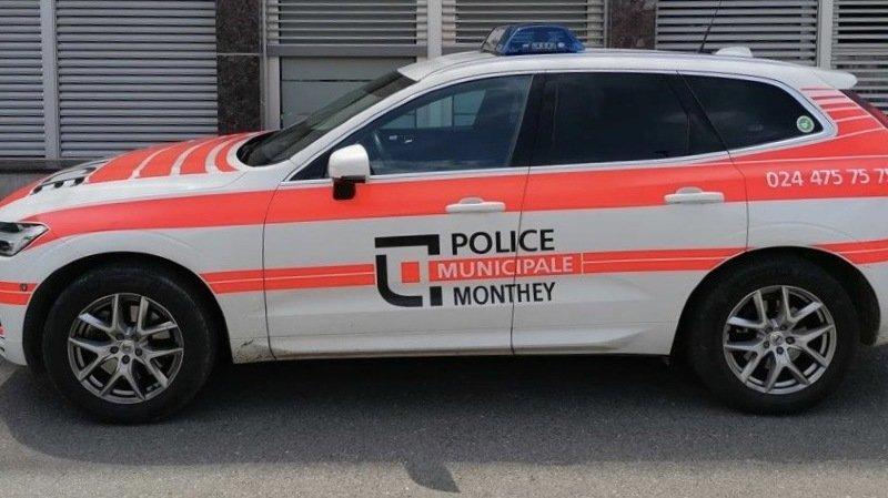 La police municipale de Monthey a procédé à pluiseurs contrôles ciblés.