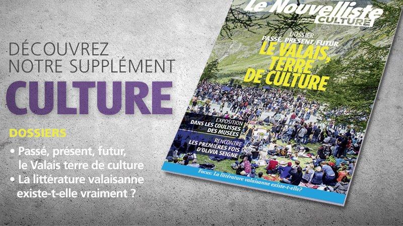 Le magazine Culture gratuit c'est par ici