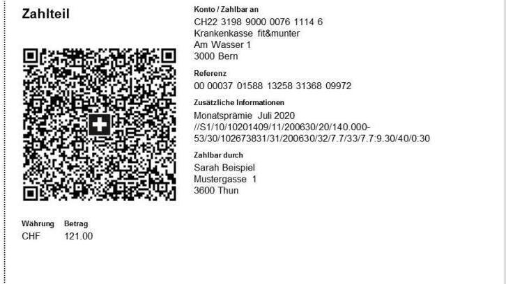 Factures: les premiers bulletins de versement avec code QR arrivent fin juin