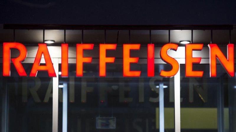 Valais: 13,8milliards de crédits hypothécaires accordés par les Banques Raiffeisen