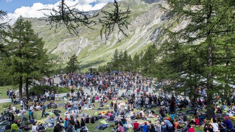 Manifestations jusqu'à 1000 personnes: le Palp Festival pourra augmenter la voilure
