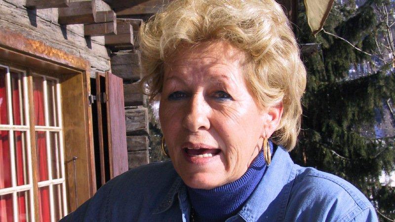 Bagnes: décès de l'ancienne vice-présidente de la commune Raymonde Selz Rudaz