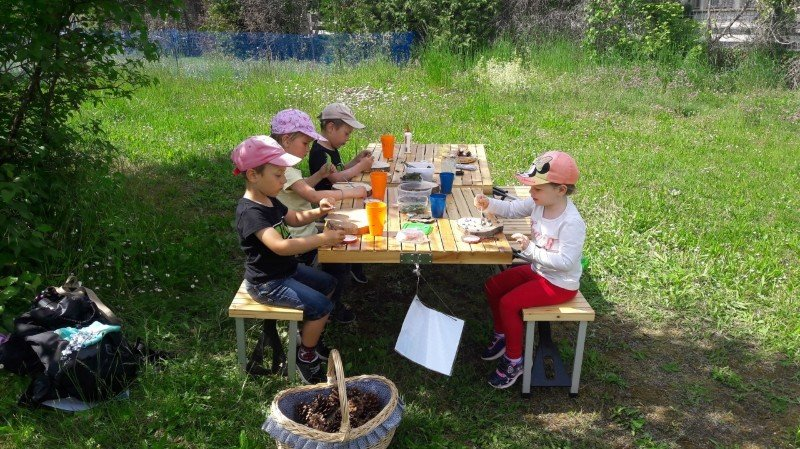 Les Lunibouilles à Monthey, des ateliers pour le plaisir de l'enfant