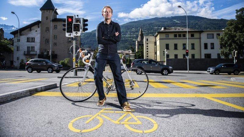 Mobilité: en route vers plus de pistes cyclables en Valais?