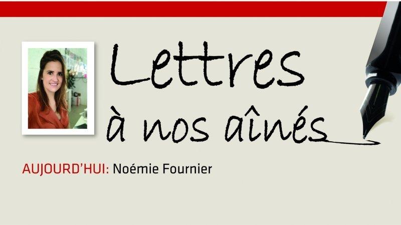 Coronavirus: la lettre aux aînés de Noémie Fournier