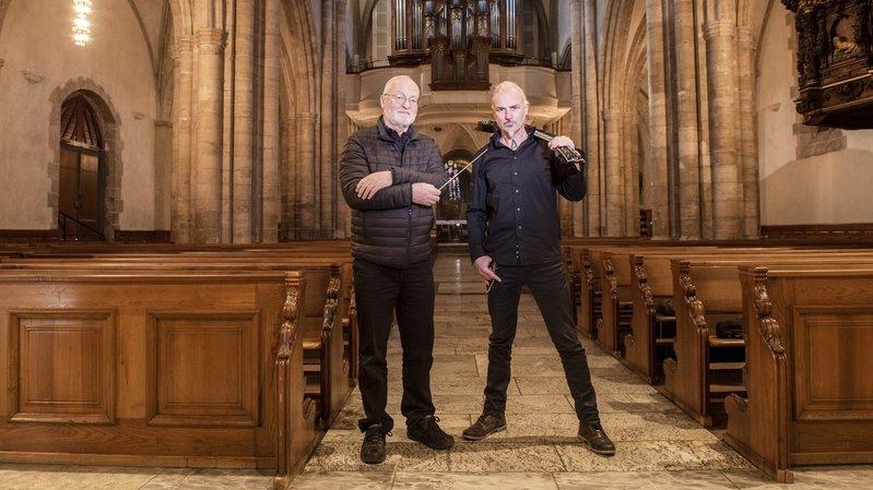 Bernard Héritier et Vorph: la musique comme mode de vie