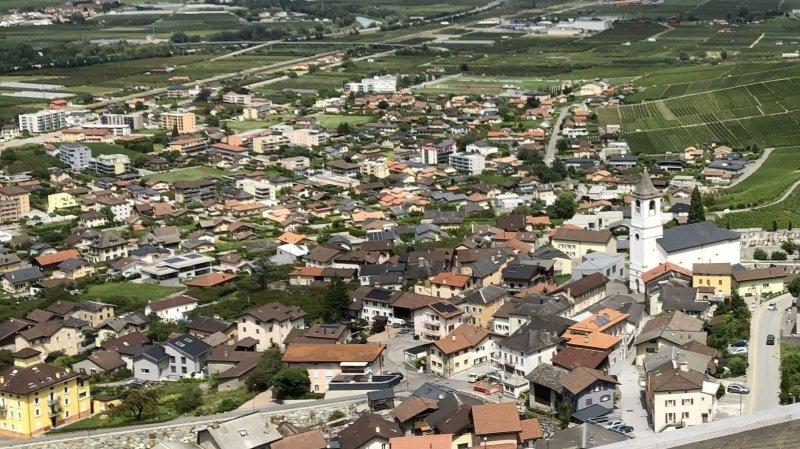 Les communes de Saxon (photo) et Charrat débloquent des fonds pour aider leurs citoyens.