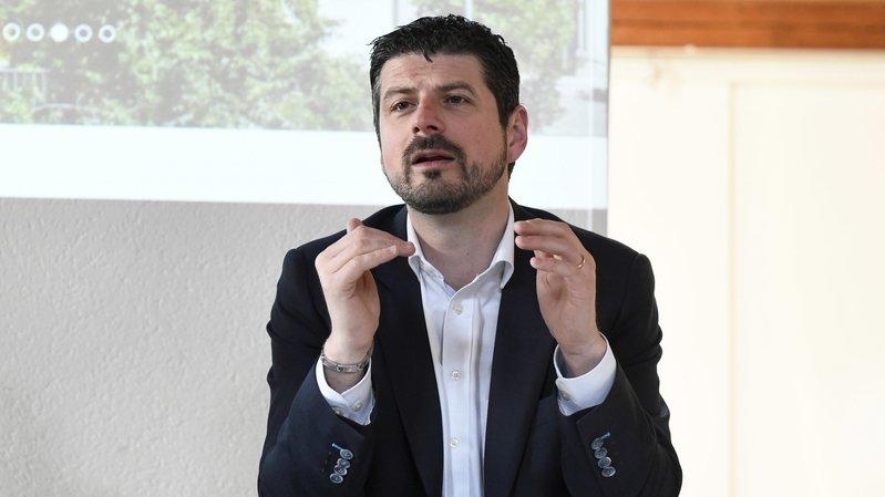 Collombey-Muraz: Yannick Buttet va jeter l'éponge