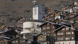 Architecture et patrimoine du XXe siècle en Valais: les édifices religieux