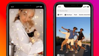 Instagram: vous pourrez bientôt faire de courtes vidéos à la «TikTok»