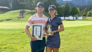 Le record de parcours au Golf Club Crans-sur-Sierre battu après 28 ans