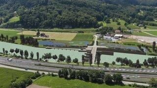Etape essentielle attendue pour le projet hydroélectrique Massongex-Bex