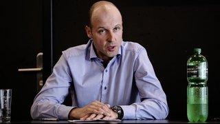 Stefan Volken, le discret nouveau président du HC Viège entré par la grande porte