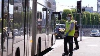 Coronavirus: renforcement des mesures de nettoyage dans les transports publics